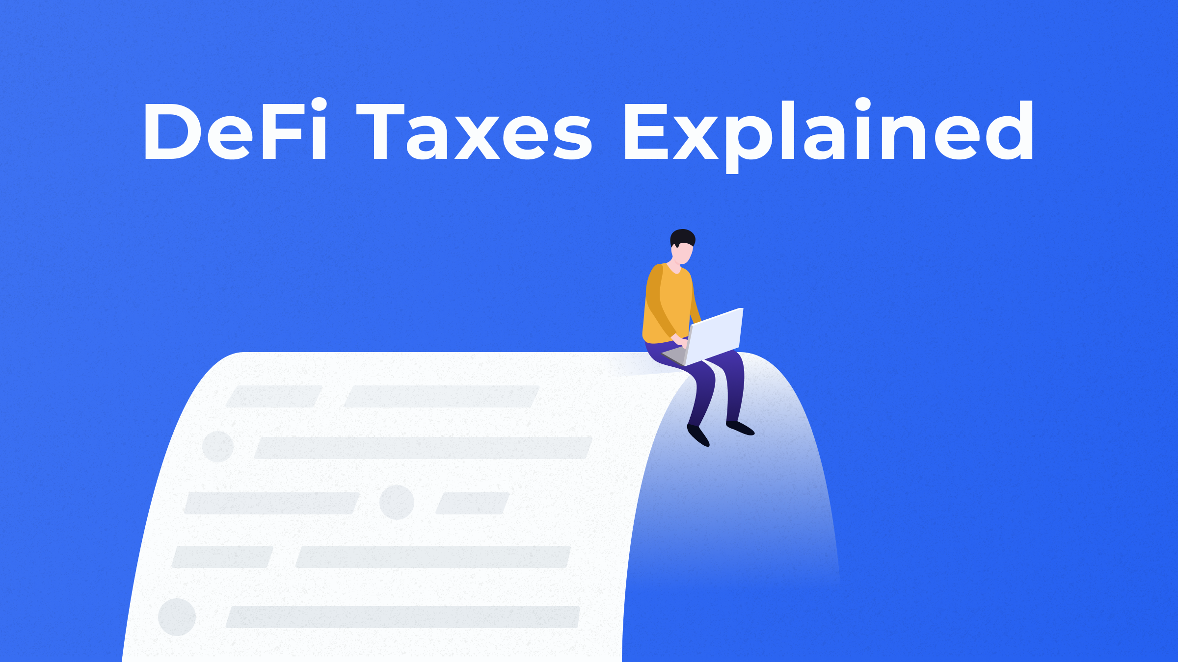 How do DeFi taxes work?